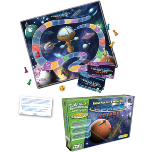 TCR7823 Space Voyage Game Grade 2-3 Image