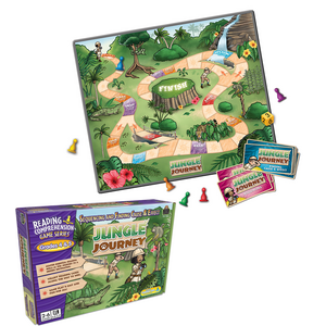 TCR7830 Jungle Journey Game Grade 4-5 Image
