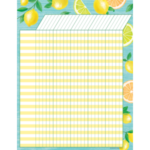 TCR7959 Lemon Zest Incentive Chart Image