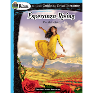 TCR8029 Rigorous Reading: Esperanza Rising Image