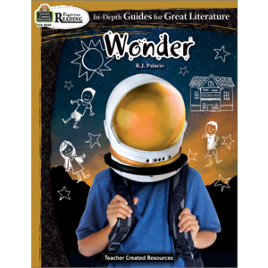 TCR8039 Rigorous Reading: Wonder            Image