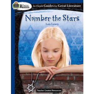 TCR8199 Rigorous Reading: Number the Stars Image