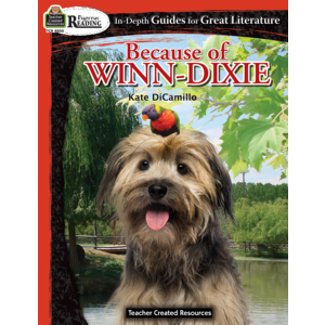 TCR8200 Rigorous Reading: Because of Winn-Dixie Image