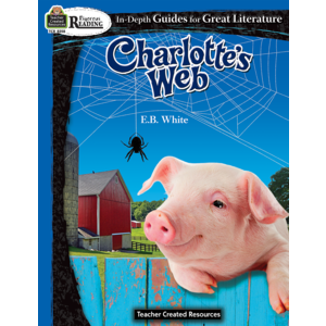 TCR8258 Rigorous Reading: Charlotte's Web Image