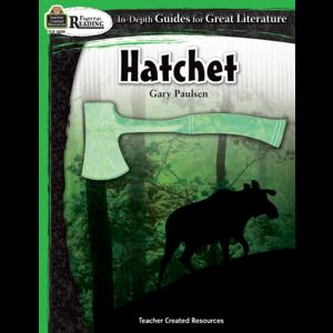 TCR8259 Rigorous Reading: Hatchet Image