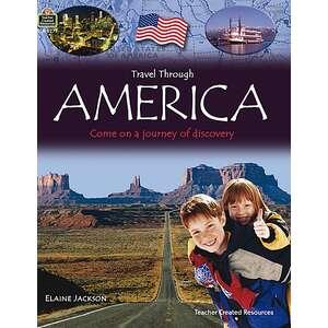 TCR8277 Travel Through: America Image