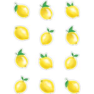 TCR8481 Lemon Zest Mini Accents Image
