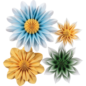 TCR8546 Floral Sunshine Paper Flowers Image
