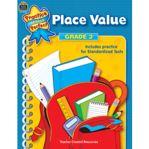 TCR8603 Place Value Grade 3 Image