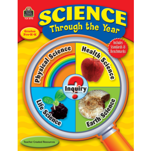 TCR8770 Science through the Year, PreK-K Image