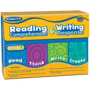 TCR9014 Reading Comprehension & Writing Response Grade 2-3 Image