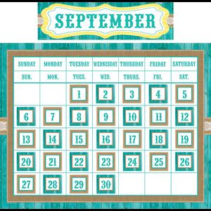TCR9541 Shabby Chic Calendar Set Image