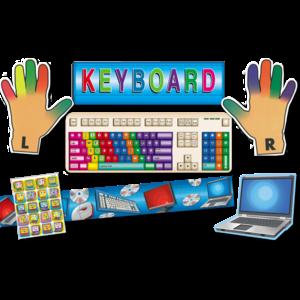 TCR9910 Computer Keyboards Set Image