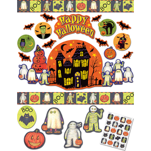 TCR9985 Happy Halloween Set  from Susan Winget Image