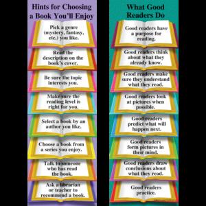TCRK1169 Reading Smart Bookmarks Image