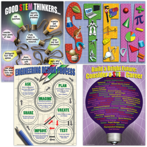 TCRP095 STEM Poster Set Image