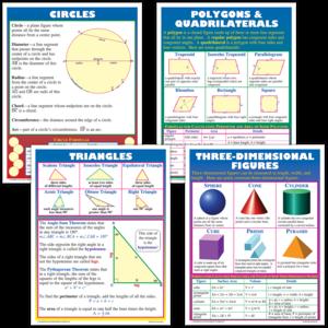 TCRP205 Exploring Geometry Poster Set Image