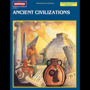 TCRR540 Ancient Civilizations Reproducible Workbook Image