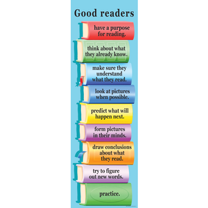 TCRV1616 What Good Readers Do Colossal Poster Image