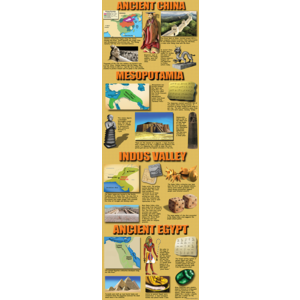 TCRV1704 Ancient Civilizations Colossal Poster Image
