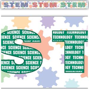 TCRY1527 STEM Border Trim Image