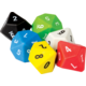 10 Sided Dice 6-Pack Alternate Image A