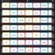 Silly Sentences Pocket Chart Cards Alternate Image A