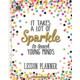Confetti Lesson Planner Alternate Image F