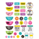 Confetti Planner Stickers Alternate Image A