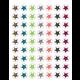 Fancy Stars Mini Stickers Alternate Image A