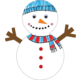 Snowman Large Accents Alternate Image A