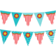 Carnival Pennants Alternate Image A