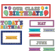 Marquee Our Class Birthdays Mini Bulletin Board Alternate Image A