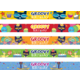 Pete the Cat Groovy Birthday Slap Bracelets Alternate Image B