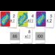 Math Splat Game: Multiplication Alternate Image A