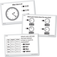 Power Pen Learning Cards: Time Alternate Image A