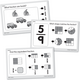 Power Pen Learning Cards: Fractions Alternate Image A