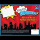 Superhero Smart Start K-1 Writing Paper: 100 Sheets Alternate Image A