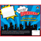 Superhero Smart Start K-1 Story Paper: 100 Sheets Alternate Image A