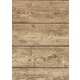 Rustic Wood Better Than Paper Bulletin Board Roll Alternate Image A
