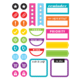 Colorful Planner Stickers Alternate Image B