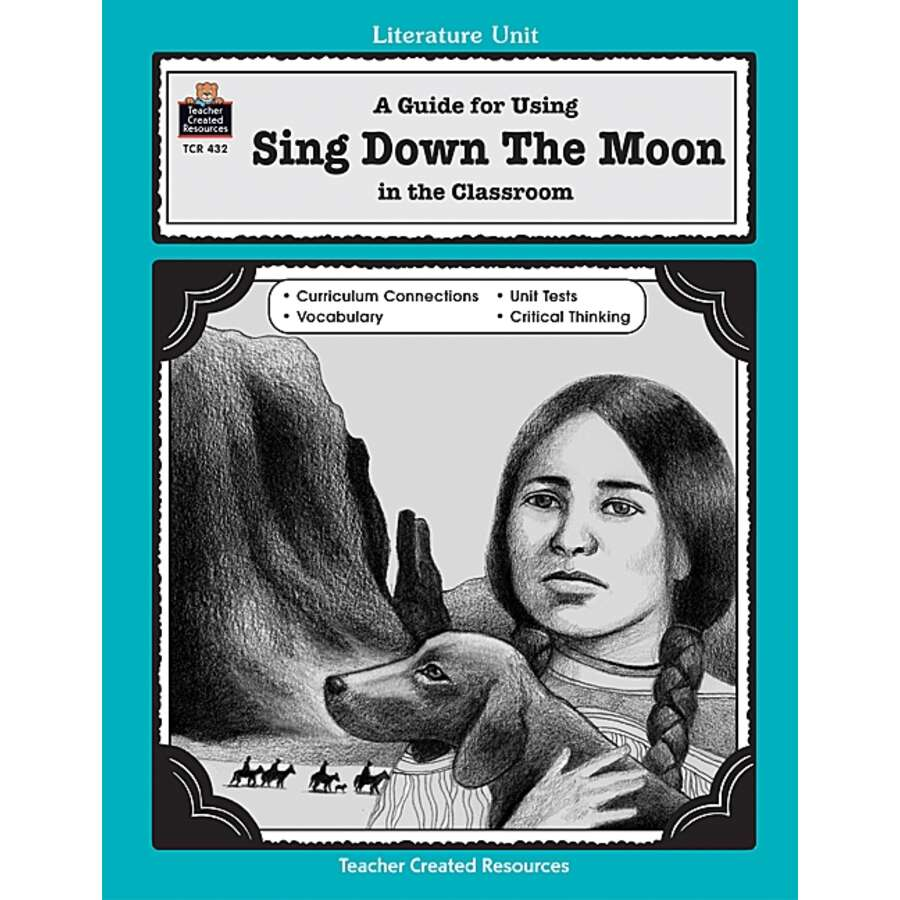 a guide for using sing down the moon in the classroom tcr0432 rh teachercreated com Sing Down the Moon Movie Poster Book Sing Down the Moon