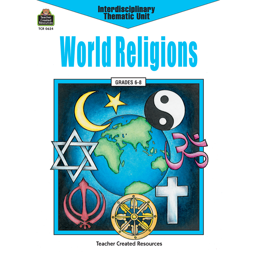 World Religions Tcr0624 Teacher Created Resources