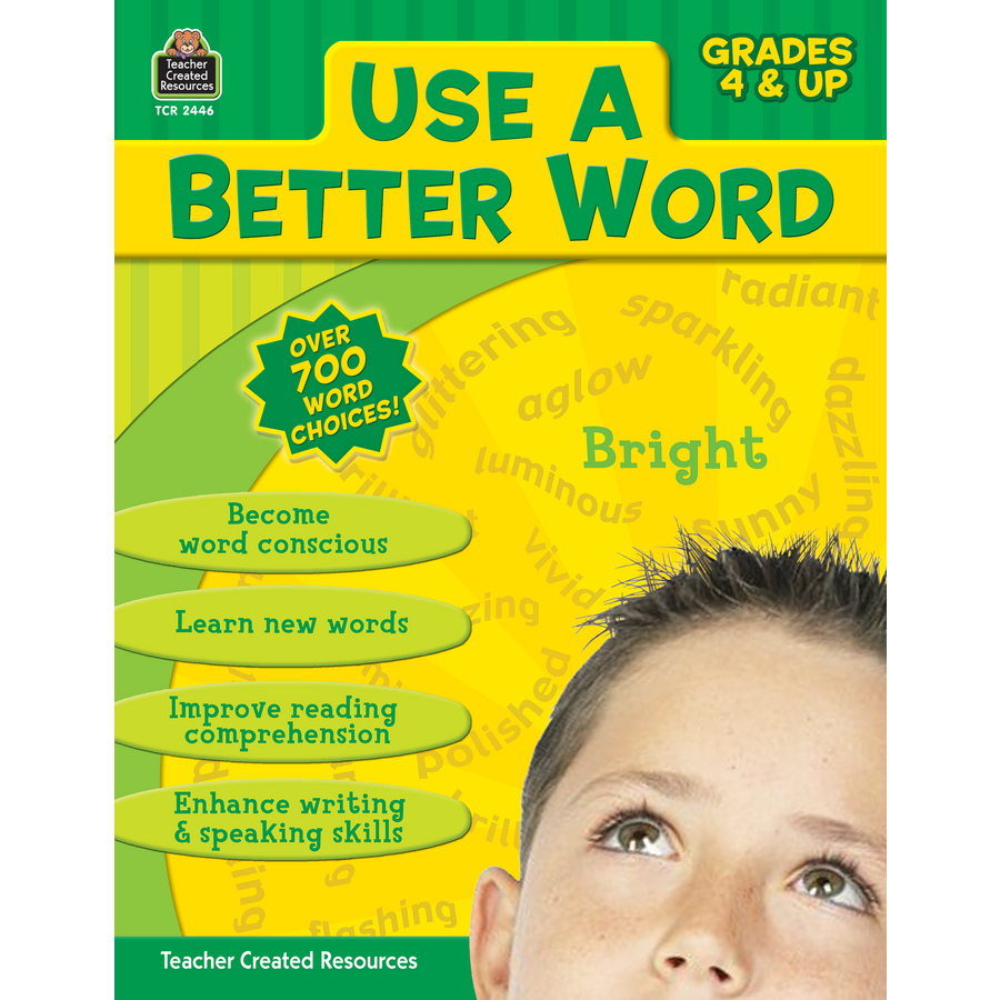 TCR2446 Use A Better Word Grade 4 & Up Image
