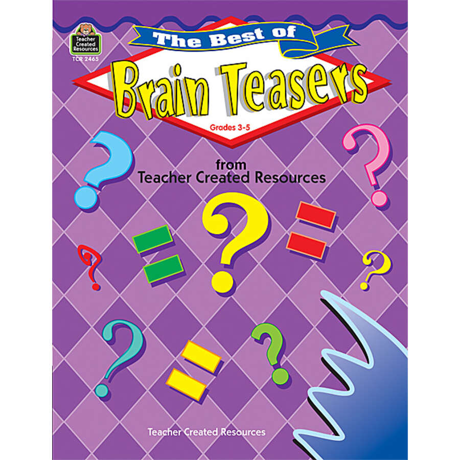The Best of Brain Teasers