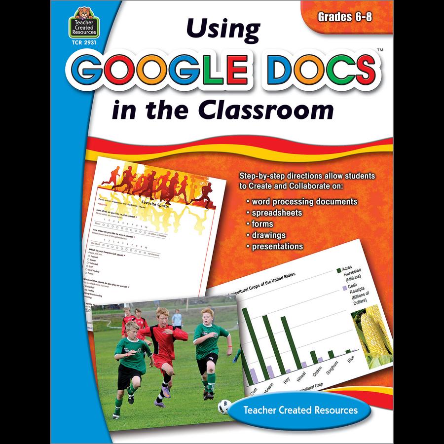Using Google Docs In The Classroom Grade TCR Teacher - When was google docs created
