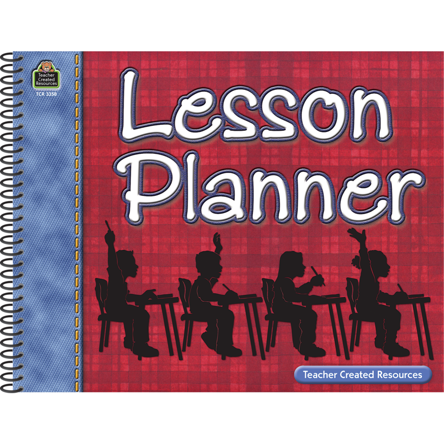 lesson planner tcr3358 teacher created resources