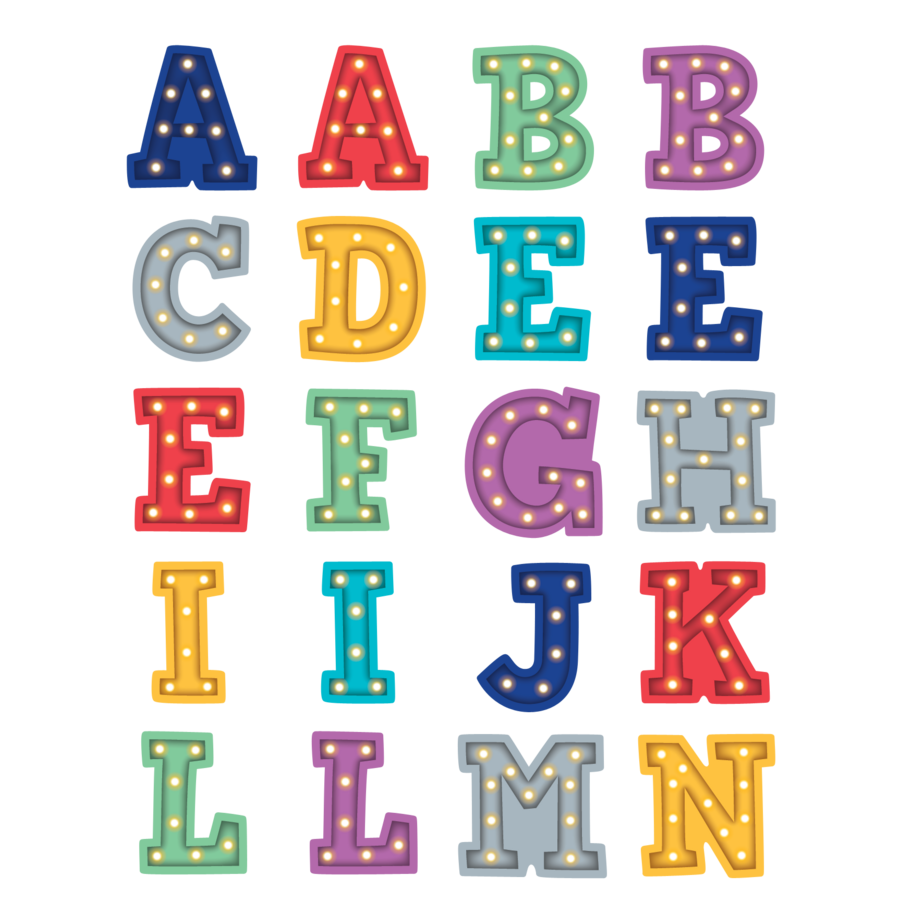Marquee alphabet stickers tcr3519 teacher created resources tcr3519 marquee alphabet stickers image marquee alphabet stickers alternate image a thecheapjerseys Choice Image