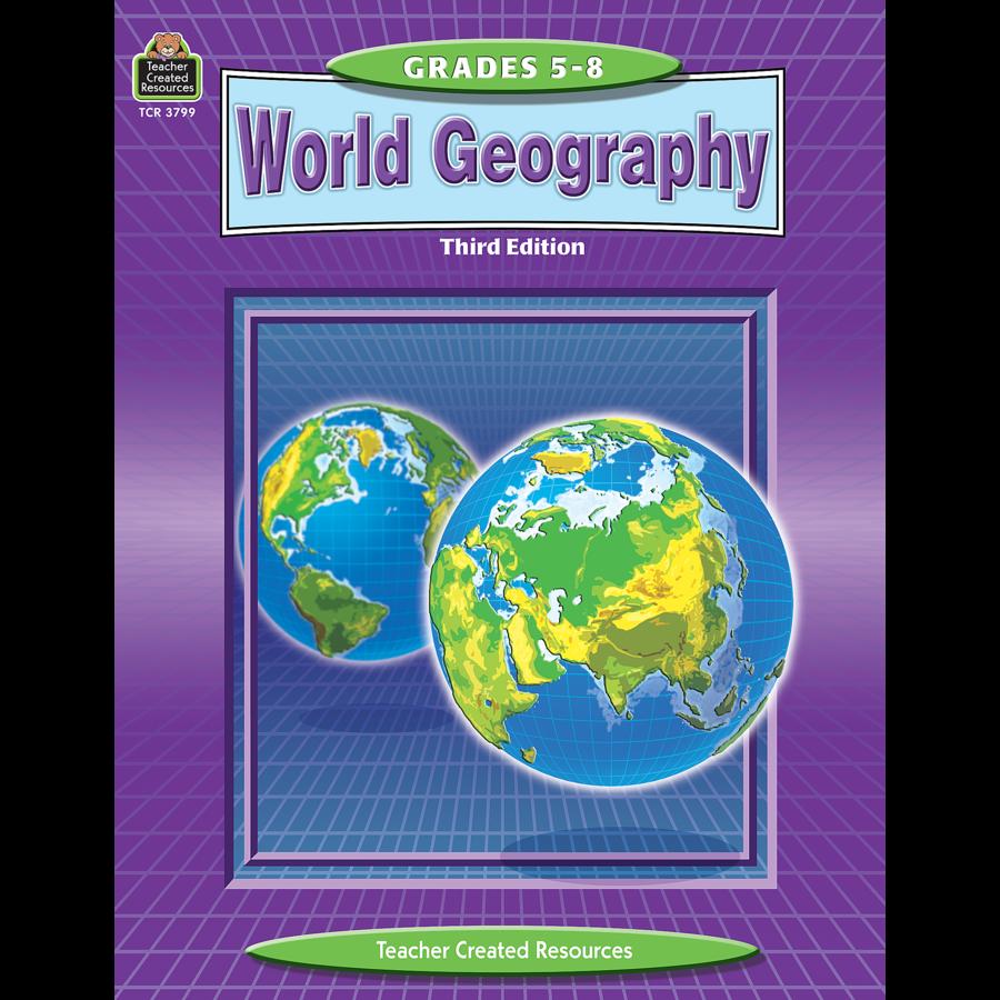 Tcr3799 World Geography Image
