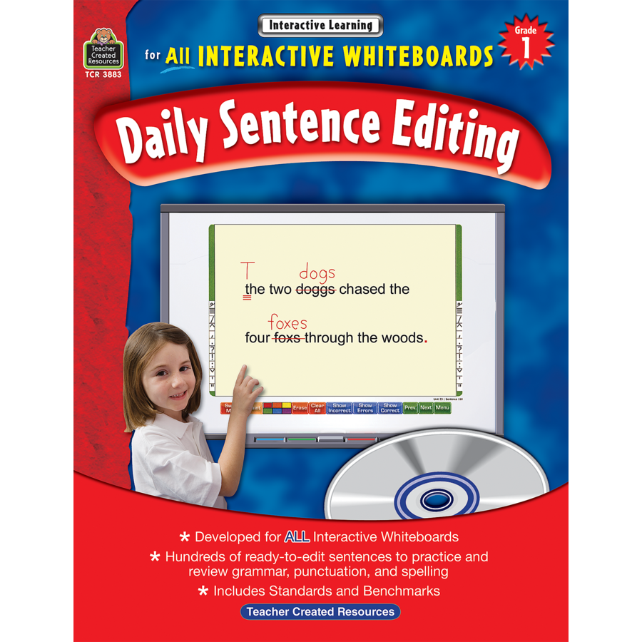 Adult english interactive punctuation learning
